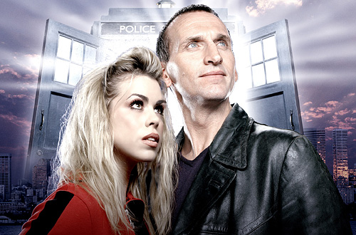 Rose and the Ninth Doctor