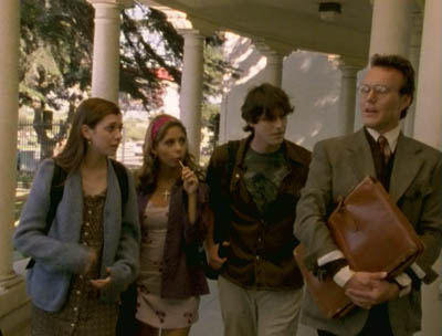 The Scooby Gang - Buffy the Vampire Slayer