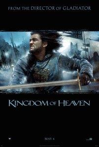 Kingdom of Heaven poster