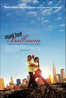 Mad Hot Ballroom poster