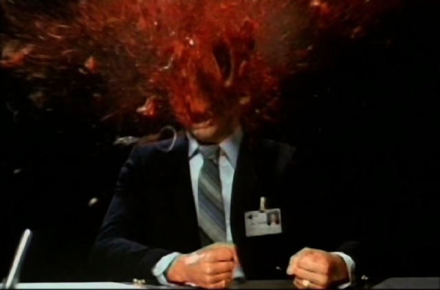 Scanners Head Explody
