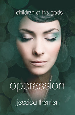Oppression by Jessica Therrien - dadgum I do love this cover