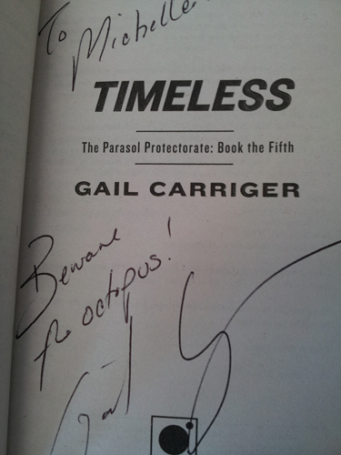Timeless - Autographed