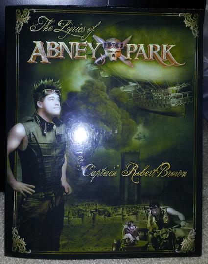 The Lyrics of Abney Park