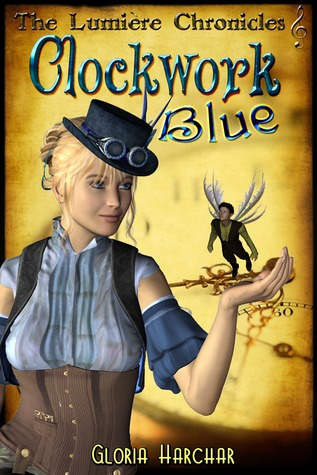 Clockwork Blue Cover