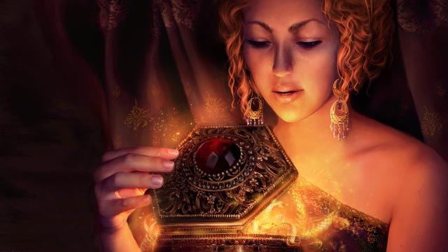 Pandora's Box by Marta Dahlig, via coolvibe.com