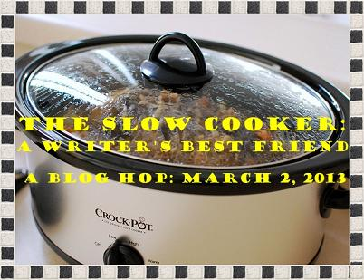 Slow Cooker Blog Hop Icon