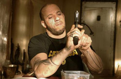 Just me and my gun...