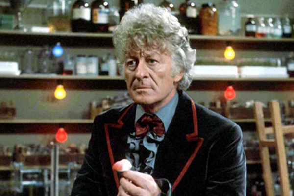 Jon Pertwee (Third Doctor)