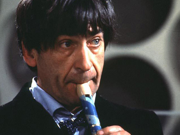 Patrick Troughton (the Second Doctor)