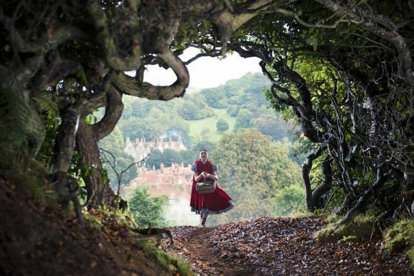 Little Red Riding Hood, Into the Woods