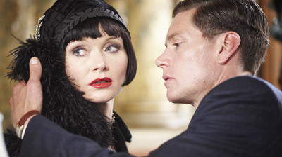 Phryne and Jack and a boatload of UST