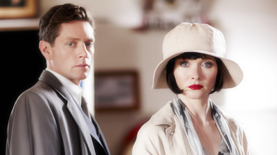 Jack and Phryne.