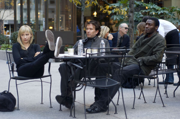 Leverage - Parker, Nate, and Hardison